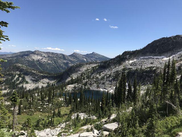 Little Harrison Lake